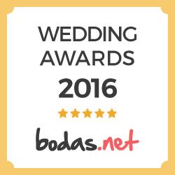 Finca El Campo, ganador Wedding Awards 2016